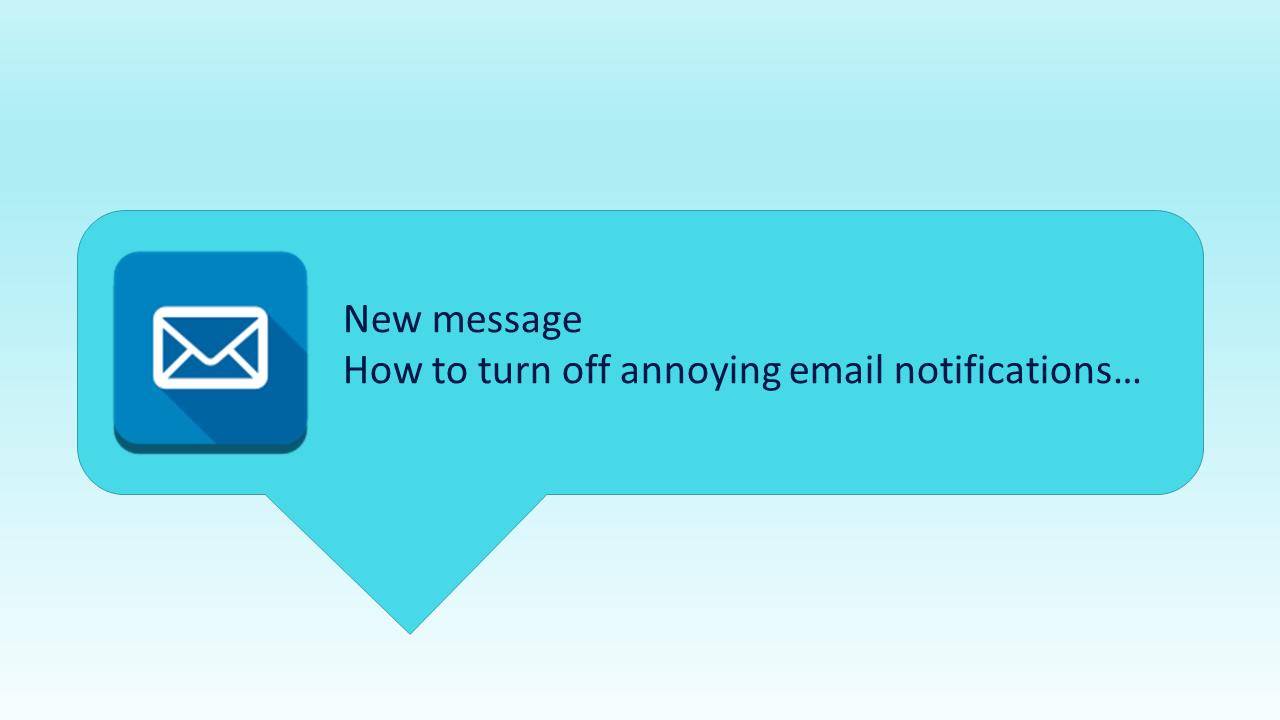 Inbox Zero – Tip 9